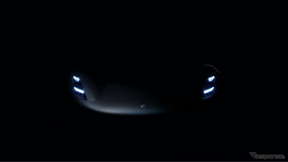 ロータスカーズが開発中の新型スポーツカー、エミーラ《photo by Lotus Cars》