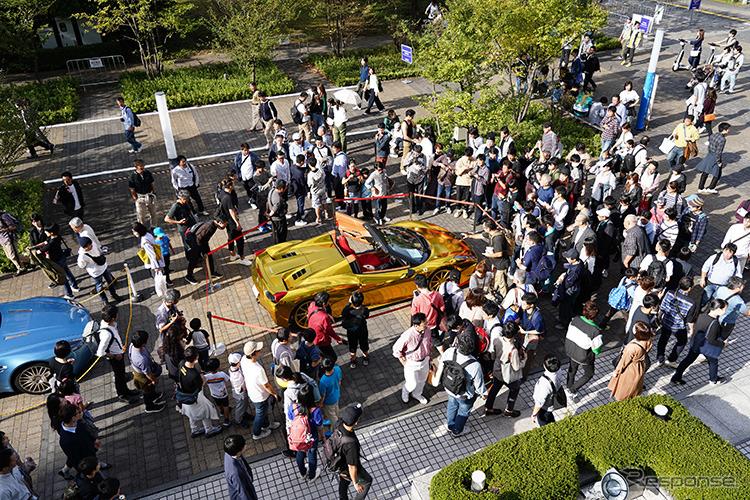 東京モーターショー 2019《写真提供 日本自動車工業会》