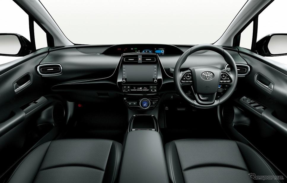 トヨタ プリウスPHV Aプレミアム(内装色 : ブラック)《写真提供 トヨタ自動車》