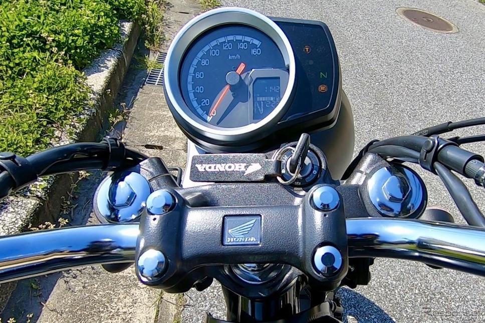 ホンダ GB350《写真提供 ホンダモーターサイクルジャパン》