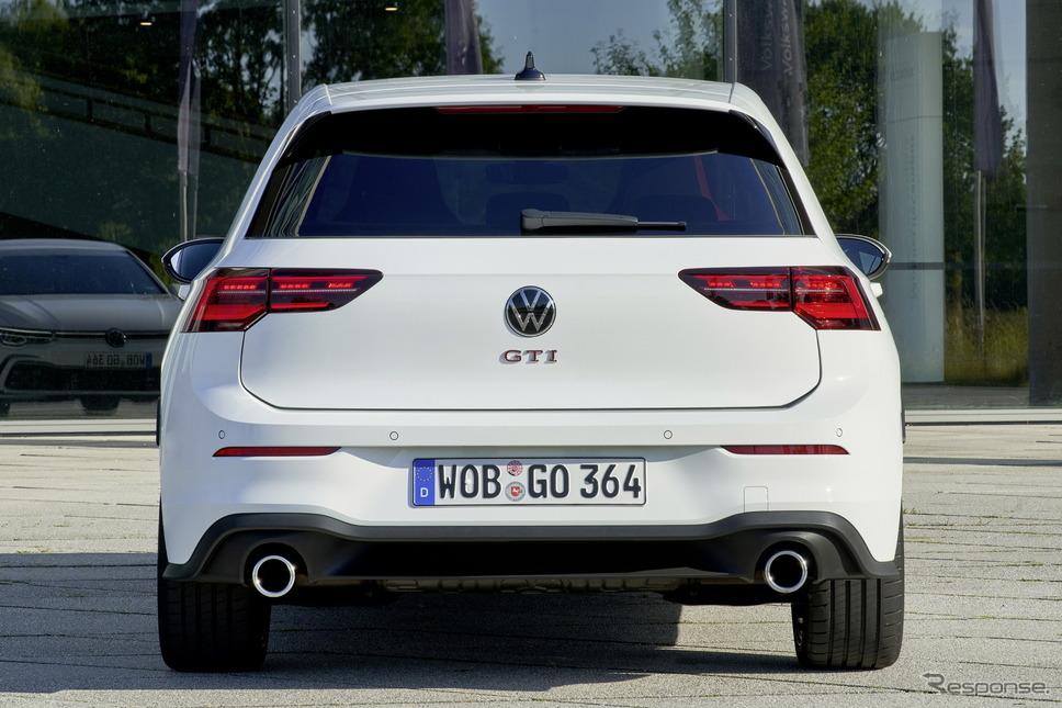 フォルクスワーゲン・ゴルフGTI 新型《photo by VW》