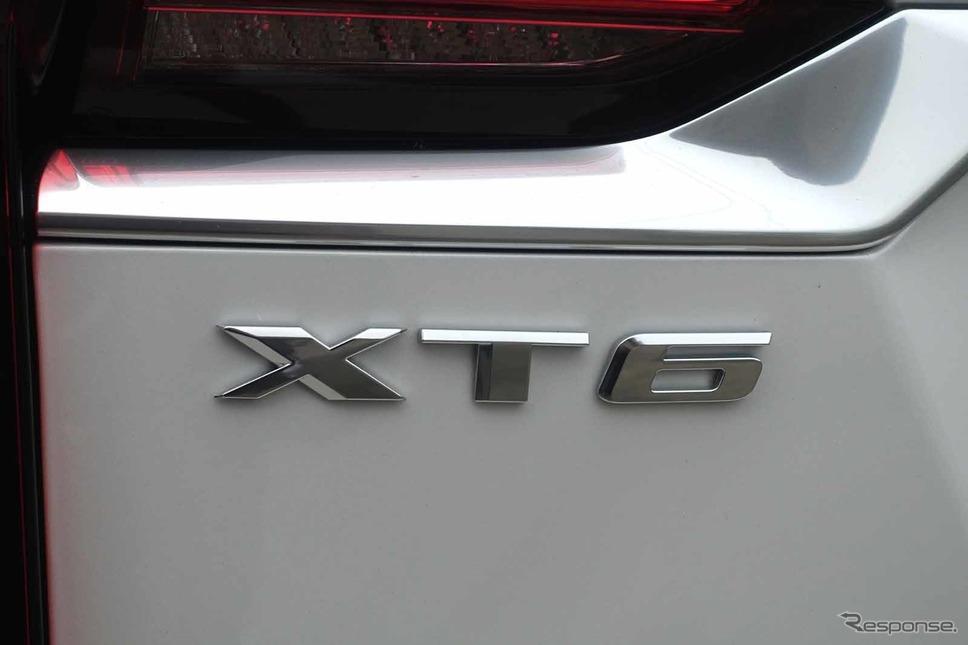 キャデラック XT6《写真撮影 中村孝仁》