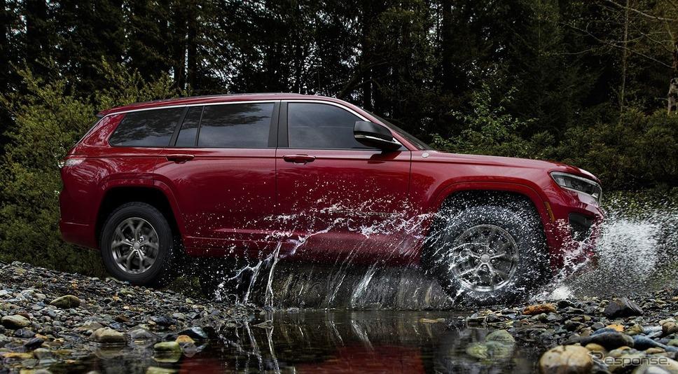 ジープ・グランドチェロキー L 新型《photo by Jeep》