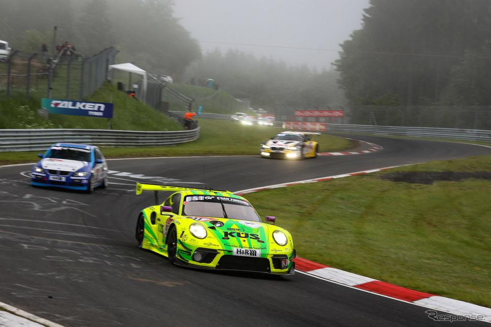 ニュルブルクリンク24時間耐久レース《photo by ADAC Nordrhein》