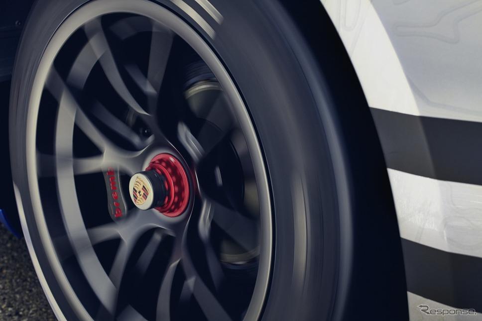 ポルシェ 911 GT3カップ《写真提供 ポルシェジャパン》