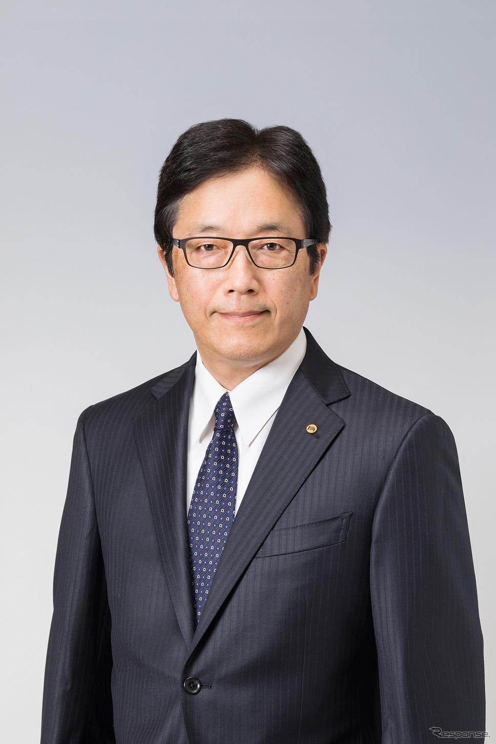 トヨタ 岡田政道執行役員《写真提供 トヨタ自動車》