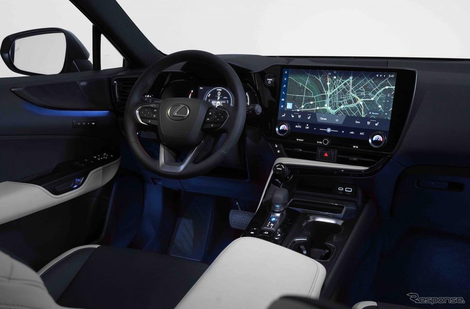 レクサスNX新型:NX350h《photo by Lexus》