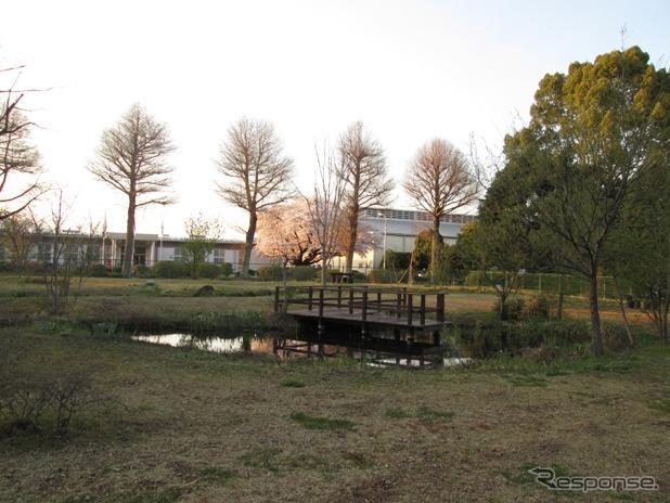 ブリヂストン栃木工場《写真提供 ブリヂストン》