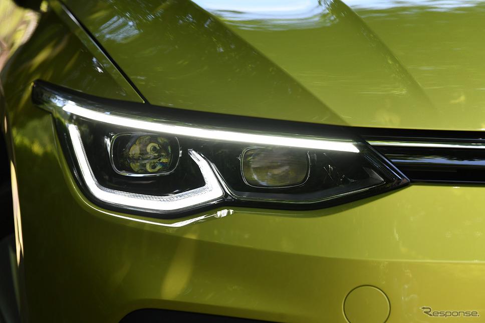 VW ゴルフ 新型(1.0 eTSI Active)《写真撮影 中野英幸》