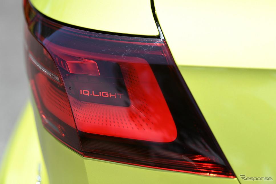 VW ゴルフ 新型(eTSI Active)《写真撮影 中野英幸》