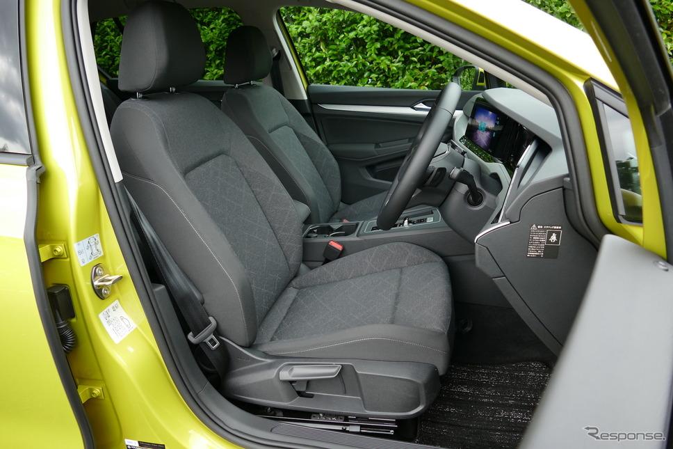 VW ゴルフ 新型(eTSI Active)《写真撮影 島崎七生人》