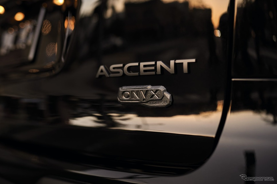 スバル・アセント の2022年モデル《photo by SUBARU》