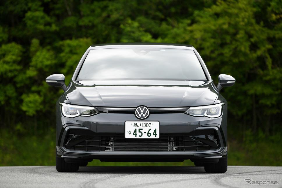VWゴルフ eTSI R-Line《写真撮影 中野英幸》
