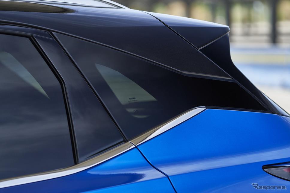 日産 キャシュカイ 新型《photo by Nissan》