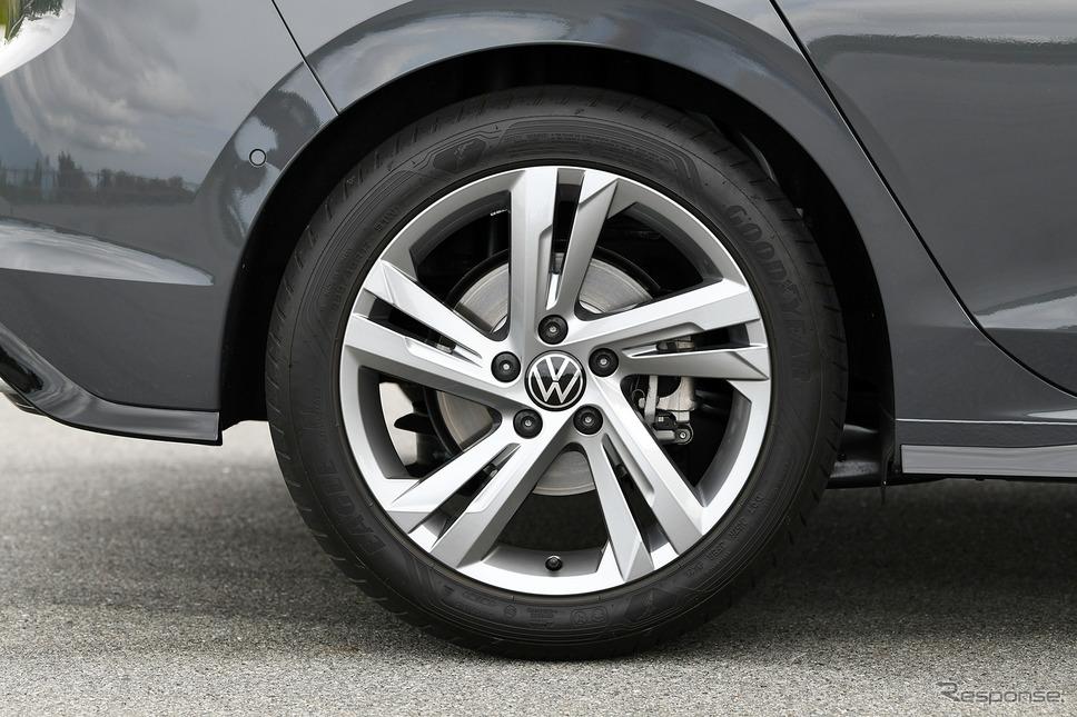 VW ゴルフ 新型(eTSI R-Line)《写真撮影 中野英幸》