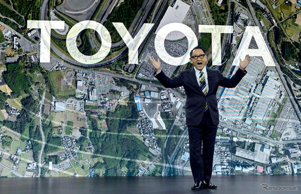 トヨタ自動車の豊田章男社長(参考画像)《Photo by David Becker/Getty Images News/ゲッティイメージズ》
