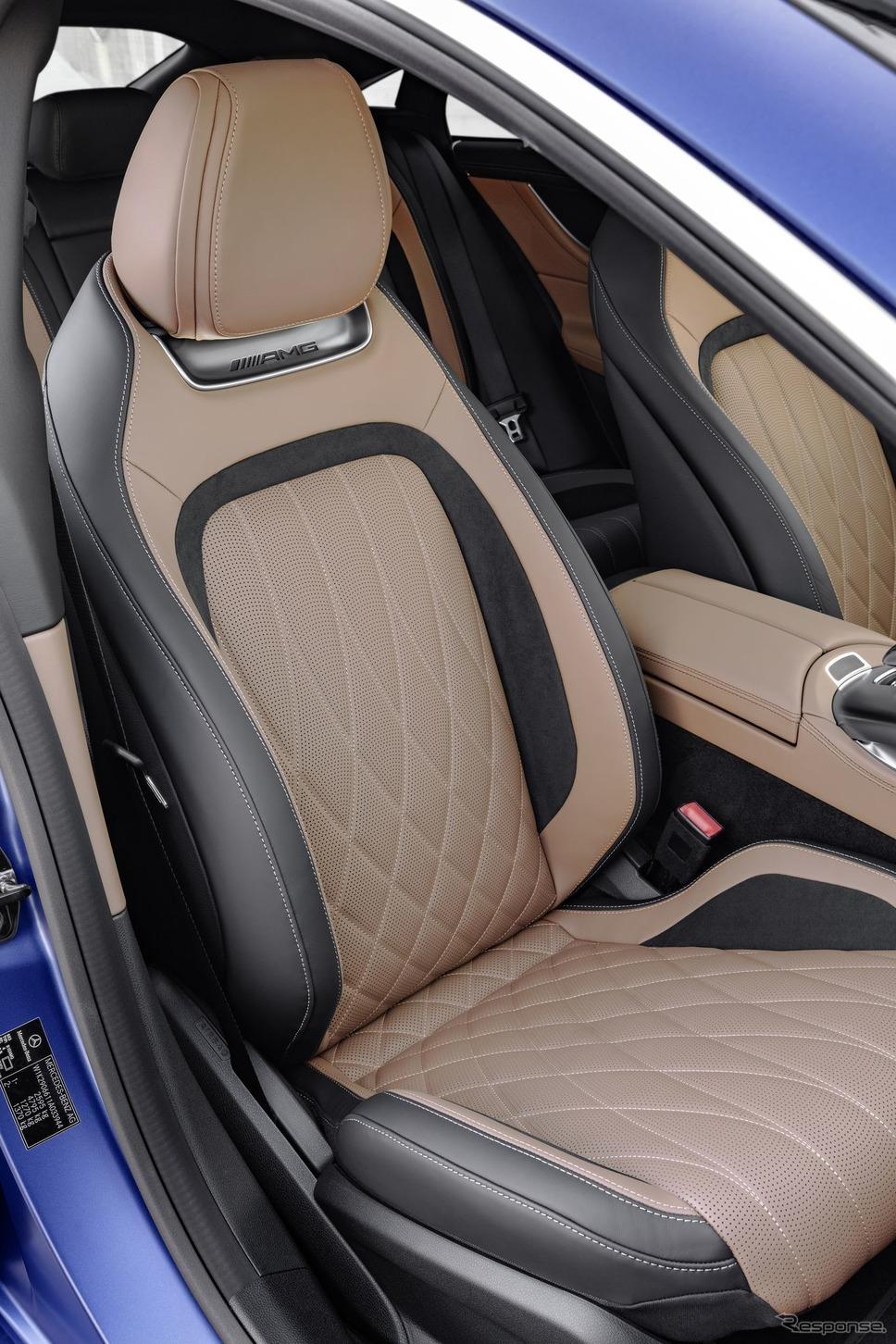 メルセデスAMG GT 4ドアクーペ の2022年モデル《photo by Mercedes-Benz》