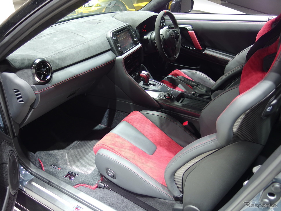 日産GT-Rニスモ 2022年モデル《写真撮影 高木啓》