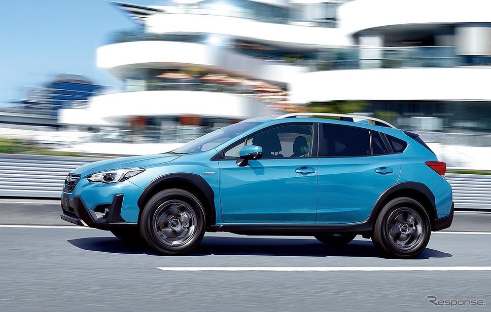 スバル XV特別仕様車「2.0e-L アイサイト スマートエディション」(ルーフレール装着車)《写真提供 SUBARU》