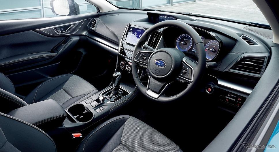 スバル XV特別仕様車「2.0e-L アイサイト スマートエディション」《写真提供 SUBARU》