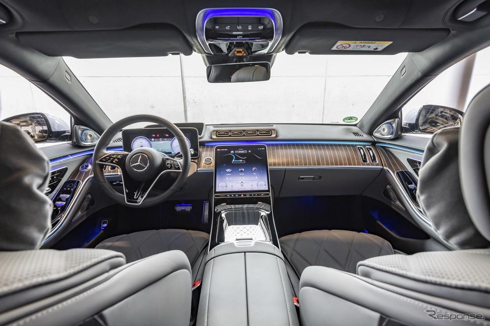 メルセデスマイバッハ Sクラス 新型《photo by Mercedes-Benz》
