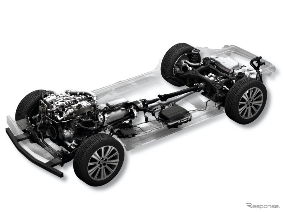 ラージ群・ディーゼルエンジン48Vマイルドハイブリッド《写真提供 マツダ》
