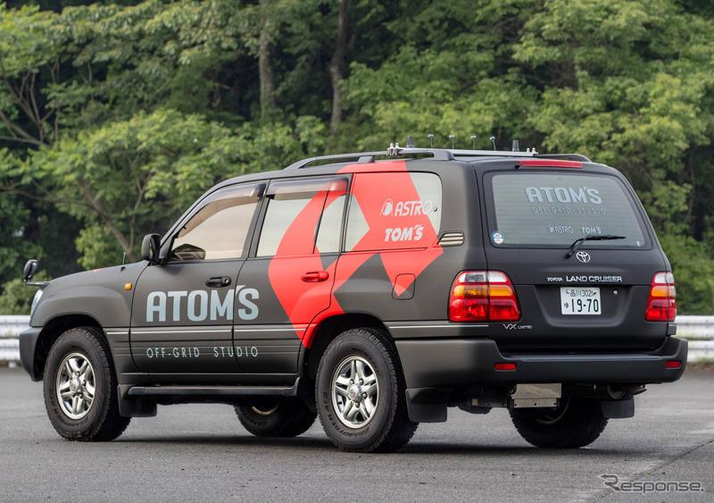 オフグリッドスタジオ ATOM'S《写真提供 トムス》