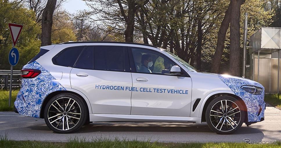 BMW i ハイドロジェン NEXT のプロトタイプ《photo by BMW》