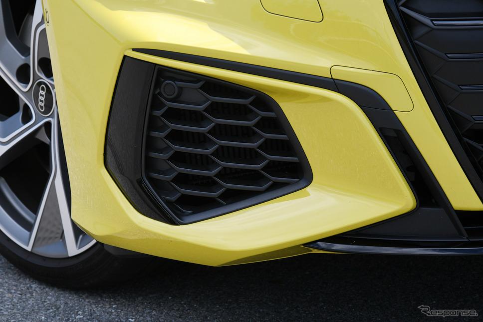 アウディ S3スポーツバック 新型《写真撮影 中野英幸》