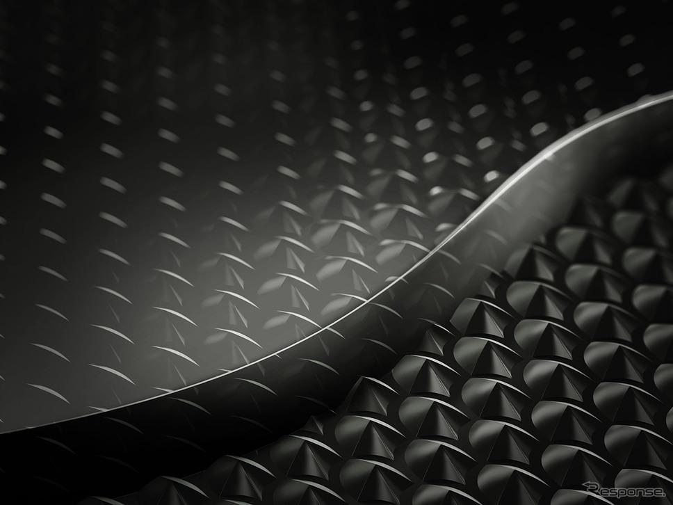 バイオエンプラ新意匠2層成形技術イメージ《写真提供 マツダ》