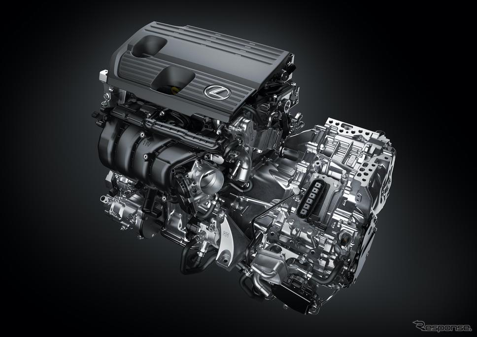 HEV トランスミッション(プロトタイプ)《写真提供 トヨタ自動車》