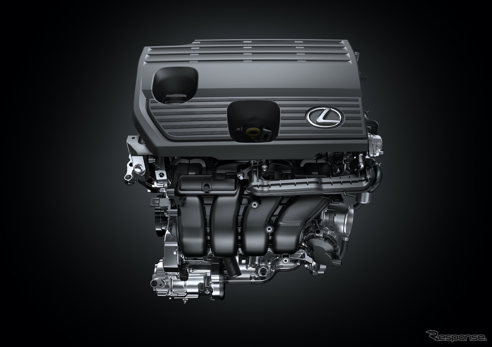 HEV エンジン(プロトタイプ)《写真提供 トヨタ自動車》