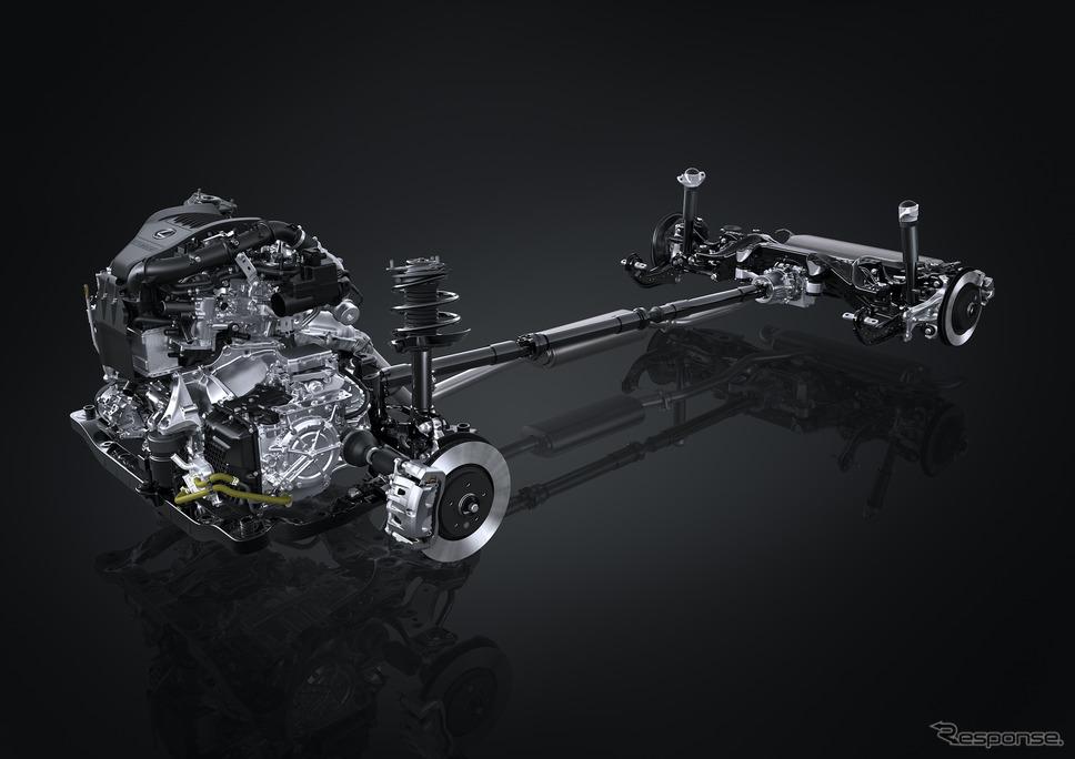 Turbo システム(プロトタイプ)《写真提供 トヨタ自動車》