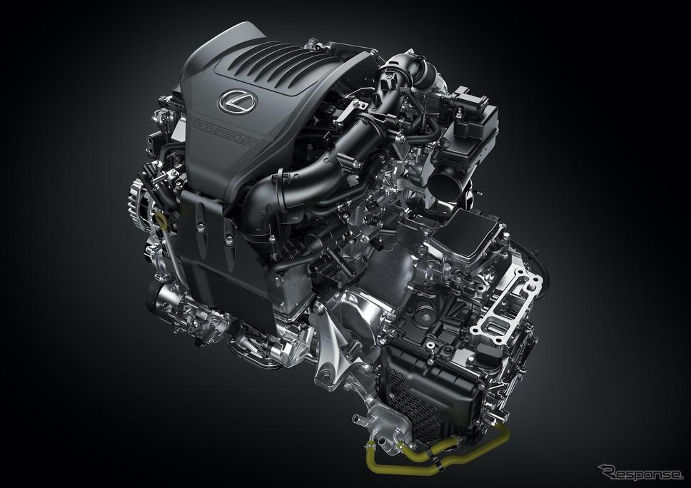 Turbo トランスミッション(プロトタイプ)《写真提供 トヨタ自動車》