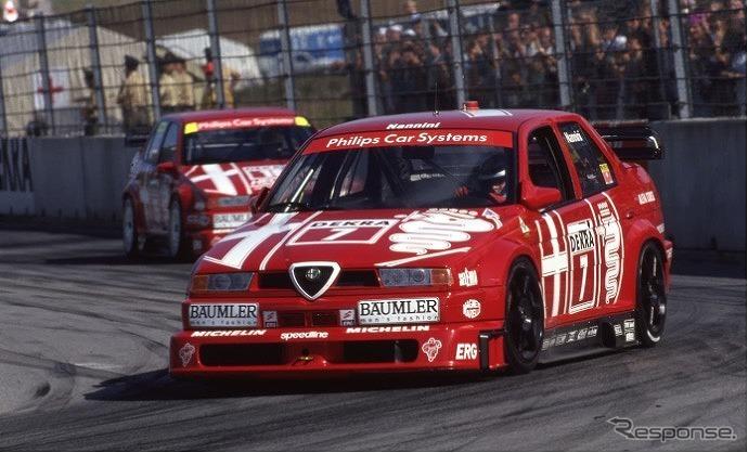 伝説のレース「DTM」を戦ったアレッサンドロ・ナニーニさんインタビュー《写真提供 FCAジャパン》
