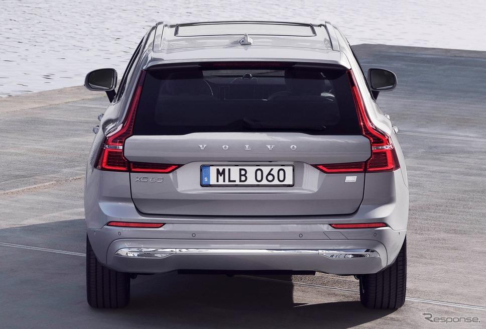 ボルボ XC60 現行型(参考)《photo by Volvo Cars》