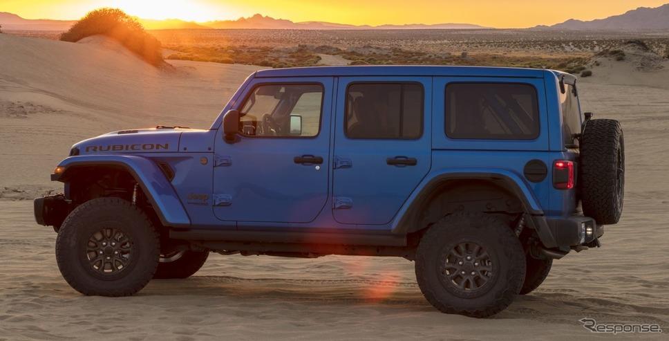 ジープ・ラングラー・ルビコン 392(参考)《photo by Jeep》