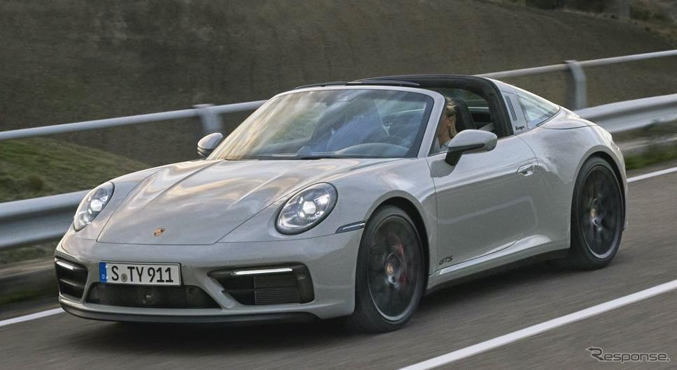 ポルシェ 911 GTS 新型《photo by Porsche》