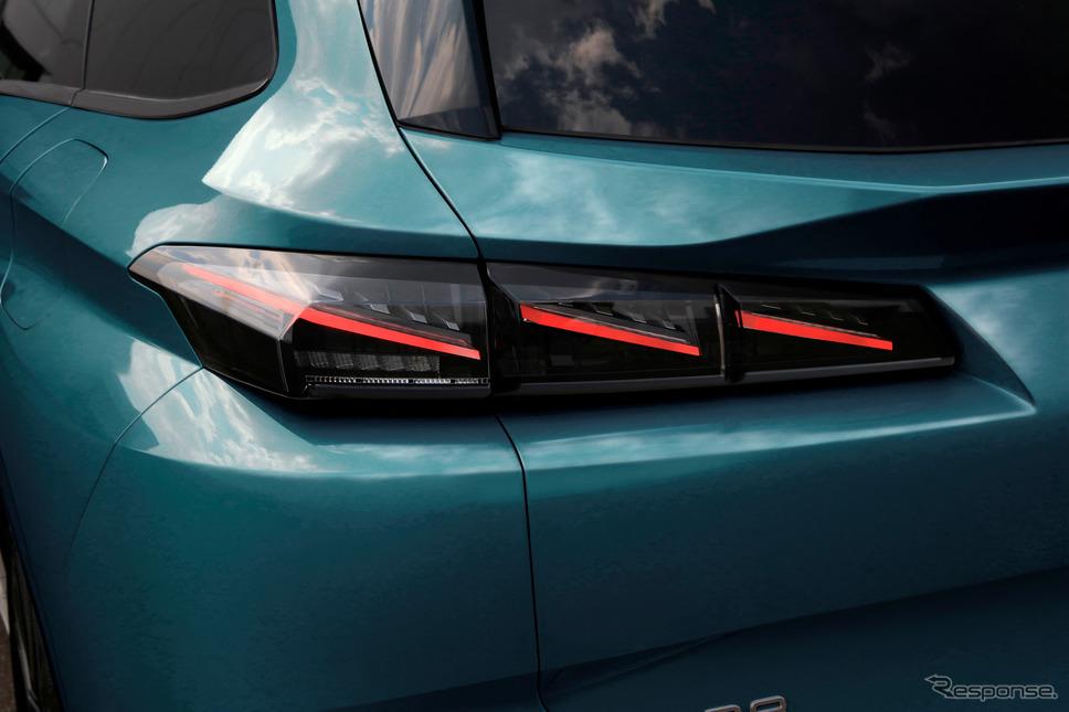 プジョー 308 SW 新型《photo by Peugeot》