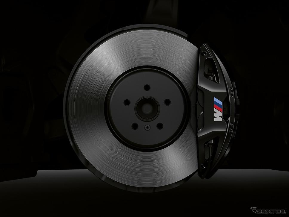 BMW 8シリーズ フローズンブラックエディション《写真提供 ビー・エム・ダブリュー》