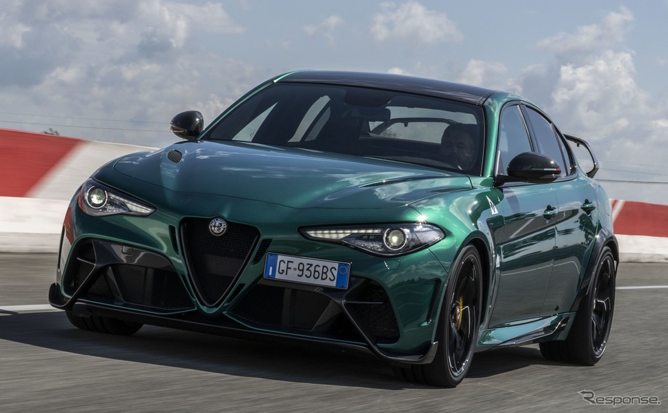 アルファロメオ・ジュリア GTAm 新型《photo by Alfa Romeo》