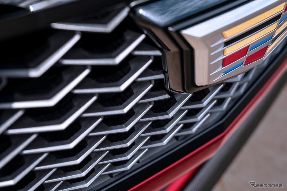 キャデラック CT4-V ブラックウィング《photo by Cadillac》