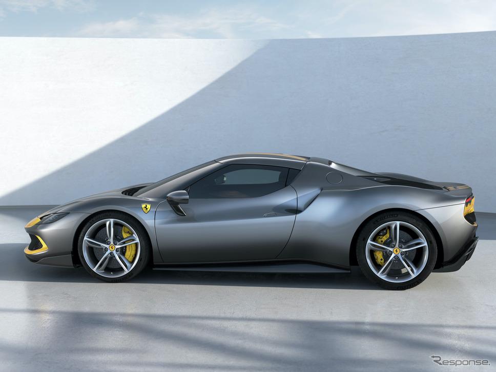 フェラーリ296GTBアセット・フィオラノ《photo by Ferrari》