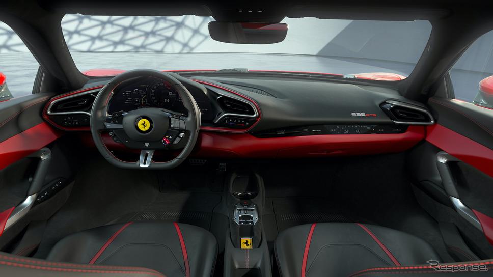 フェラーリ296GTB《photo by Ferrari》