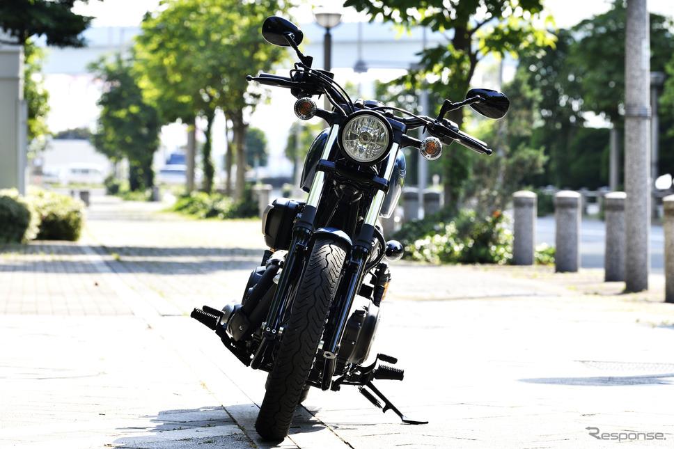 ヤマハ ボルト R-SPEC ABS《写真撮影 雪岡直樹》
