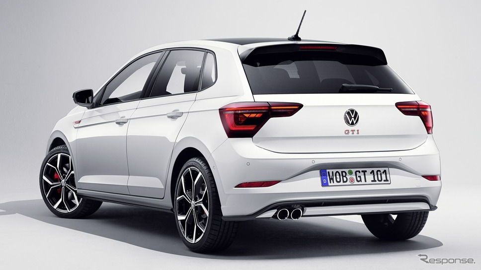 フォルクスワーゲン・ポロ GTI 改良新型《photo by VW》
