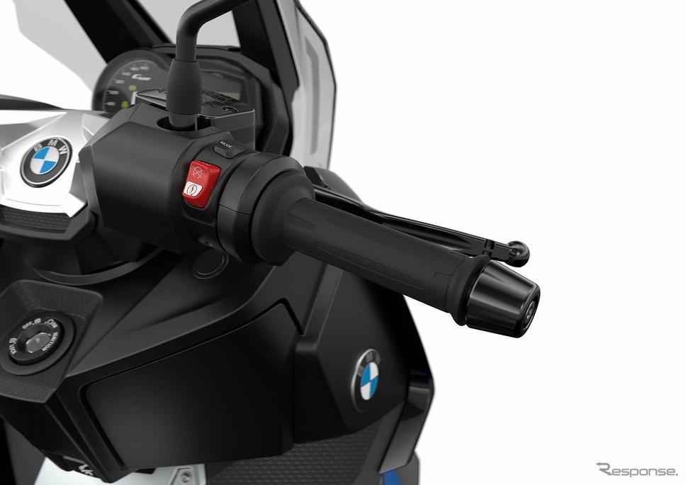 BMW C400X《写真提供 ビー・エム・ダブリュー》