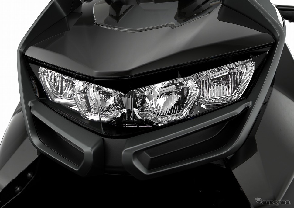 BMW C400GT《写真提供 ビー・エム・ダブリュー》