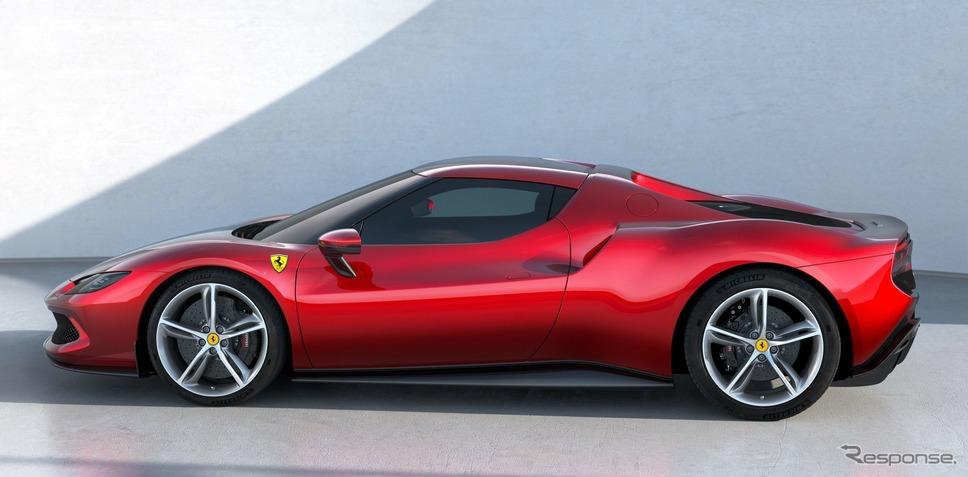フェラーリ 296 GTB《photo by Ferrari》