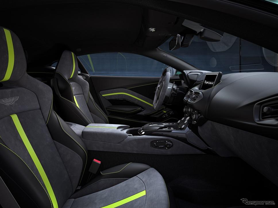 アストンマーティン・ヴァンテージ F1エディション《photo by Aston Martin》